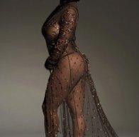 Gorgeous Black Queen