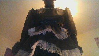 Sissy Melissa maid