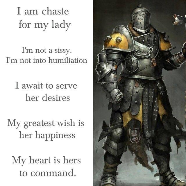 Her knight
